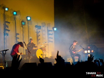 Arctic Monkeys Madrid 2012