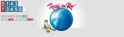 Rock in Rio Lisboa 2012