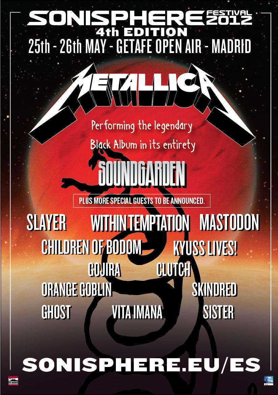Sonisphere 2012 - Madrid ~ Getafe Sonisphere-Espa%C3%B1a-2012