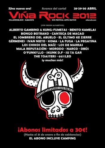 Viña Rock 2012