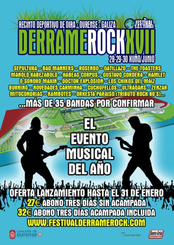 Derrame Rock 2012