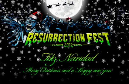 Resurrection Fest 2012