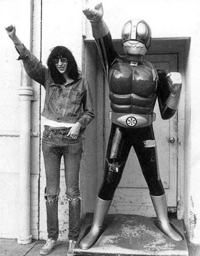 Nuevo disco de Joey Ramone: material inédito