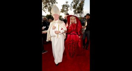 Nicki Minaj y su Papa