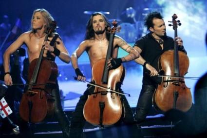 Heavy metal Classical music VS