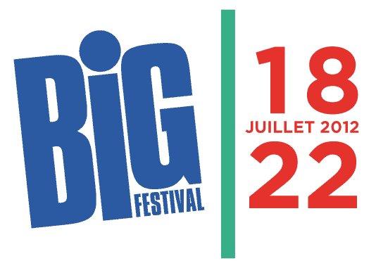 Big Festival Biarritz 2012