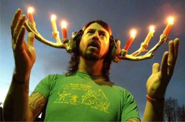 Dave Grohl de Foo Fighters