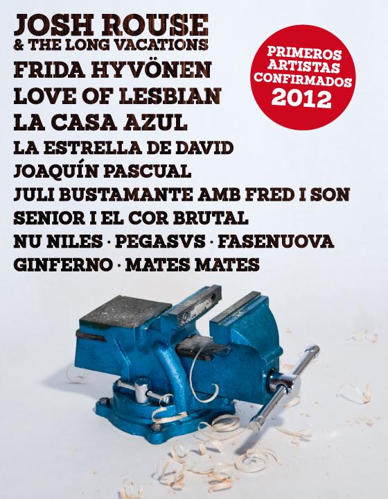 Faraday Festival 2012