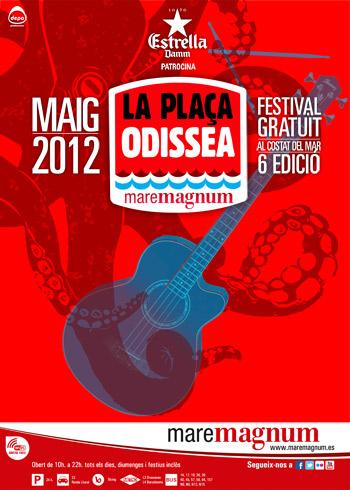 Festival La Plaça Odissea 2012
