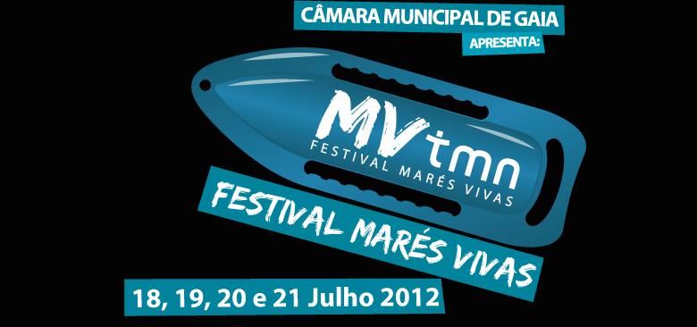 Festival Marés Vivas 2012