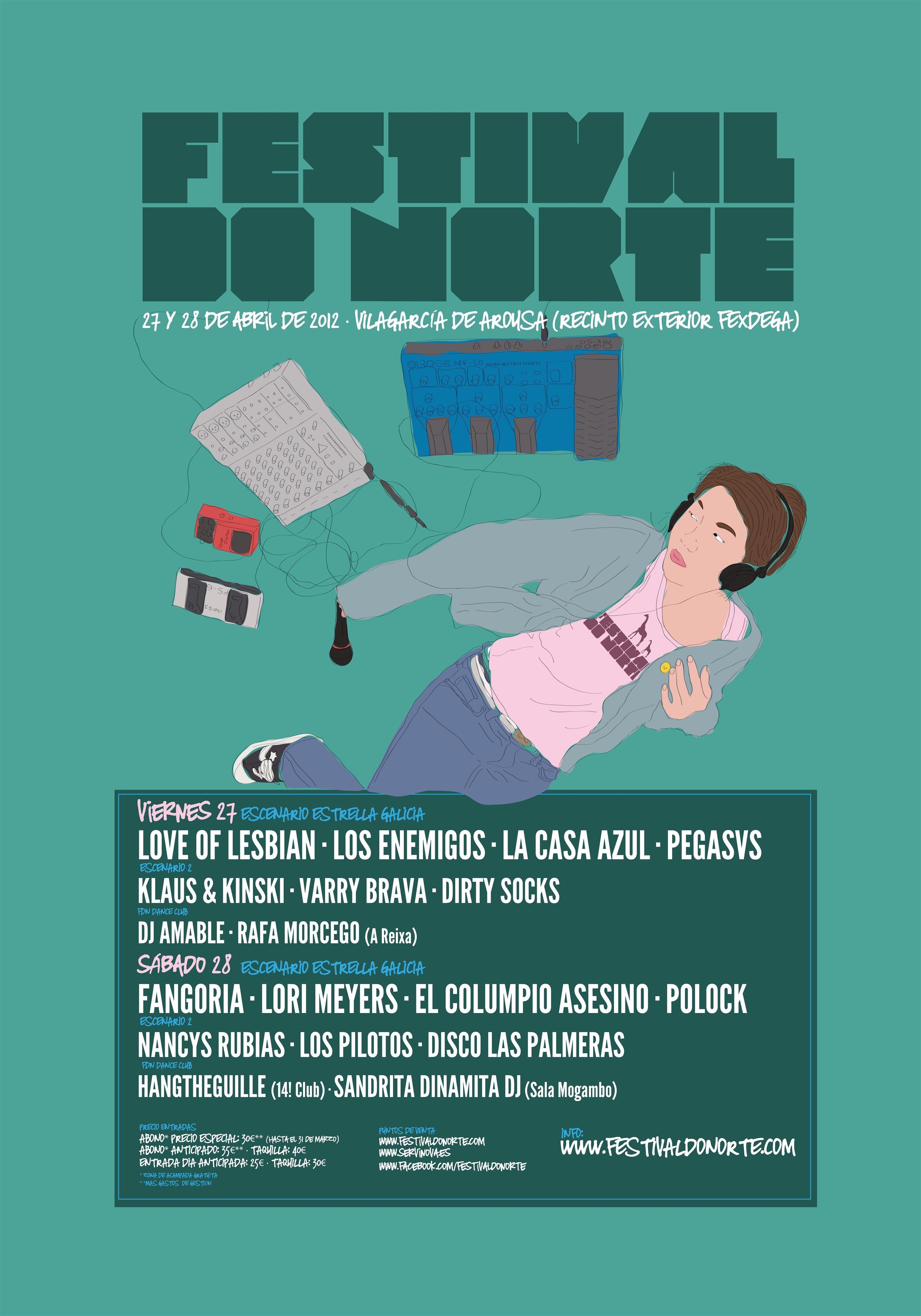 Festival do Norte 2012