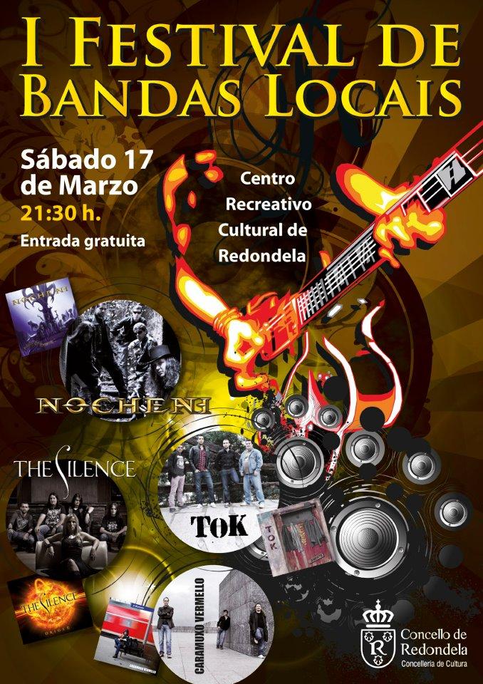 I Festival de Bandas Locais
