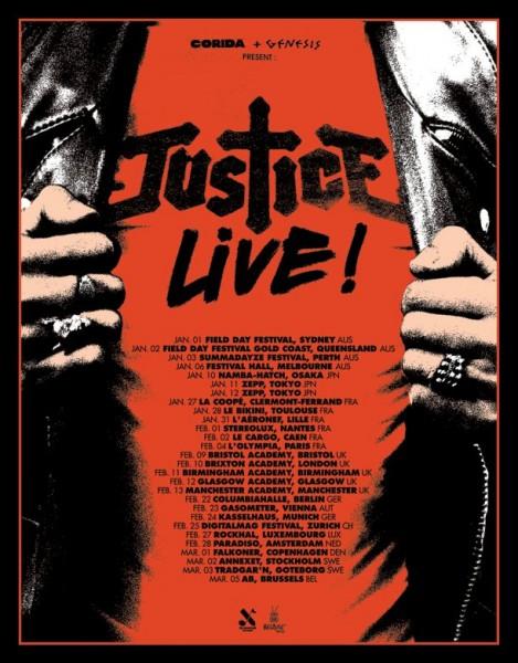 Justice Live Cartel