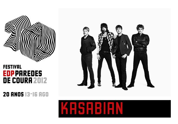 Paredes de Coura 2012 (Kasabian)