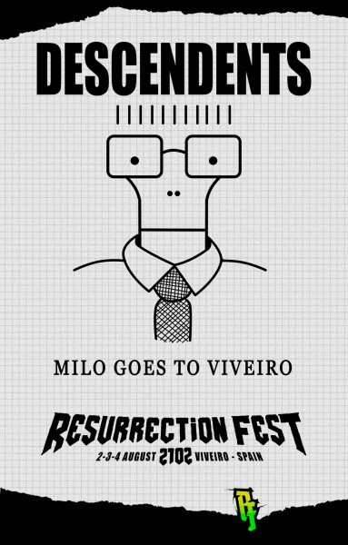 Resurrection Fest 2012 y Descendents