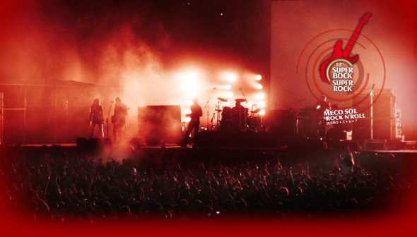 Super Bock Super Rock 2012