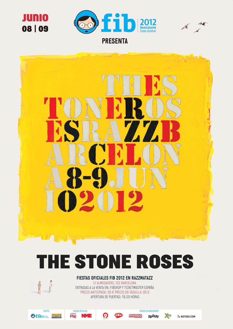 The Stone Roses FIB