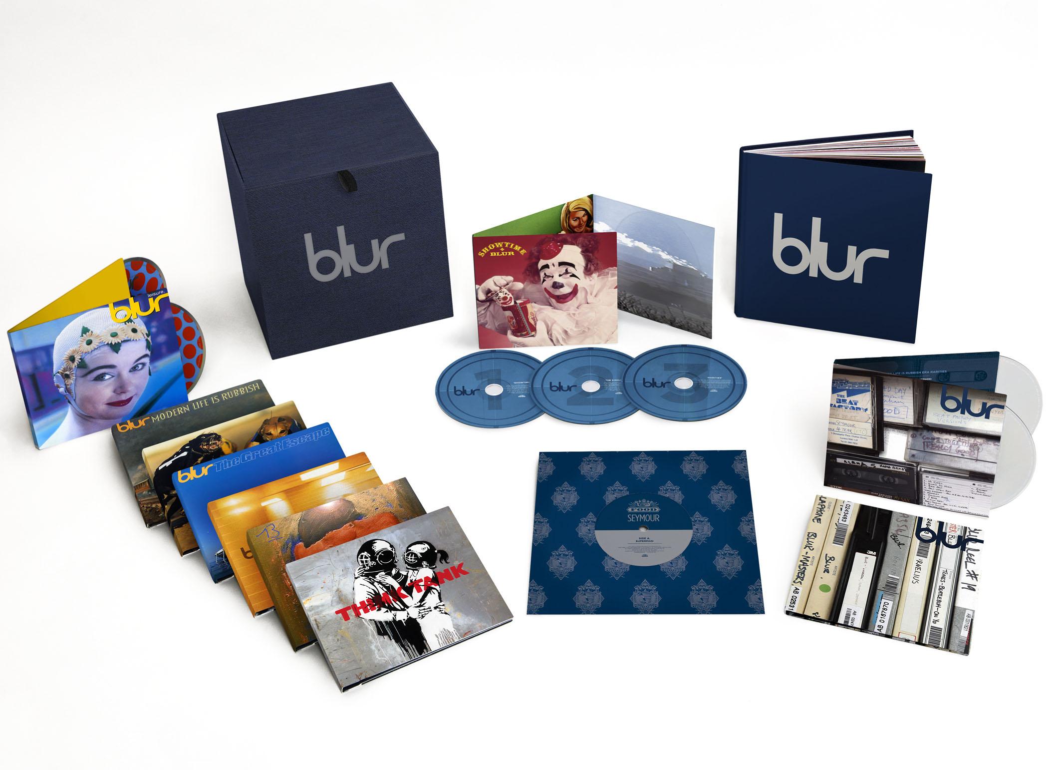 Blur - Blur 21