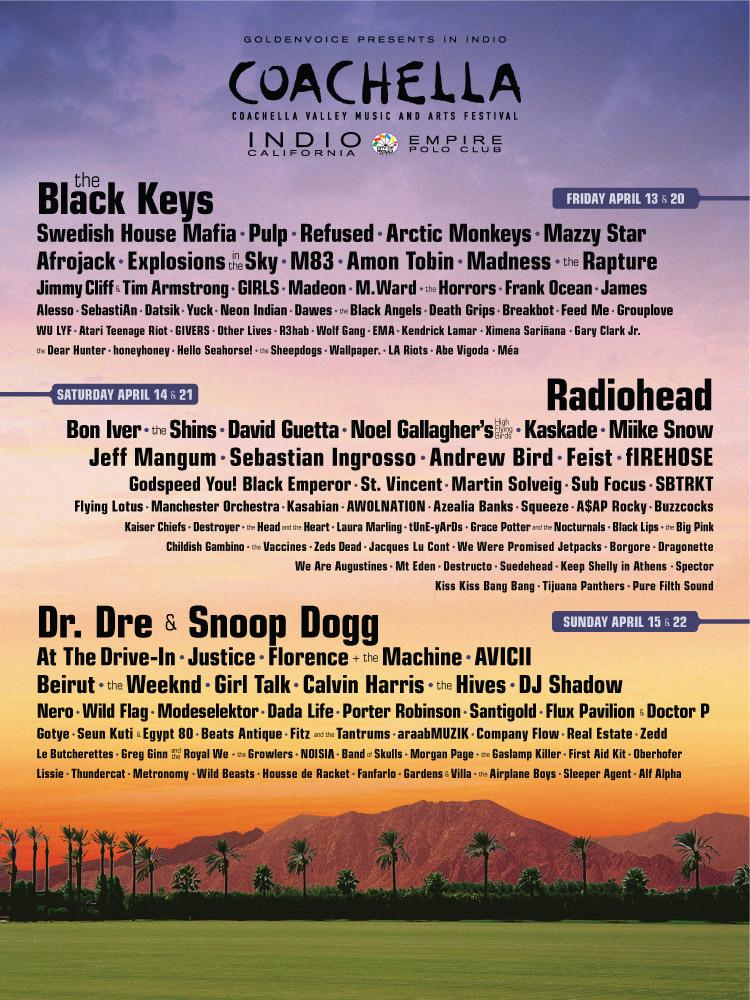 Cartel Coachella