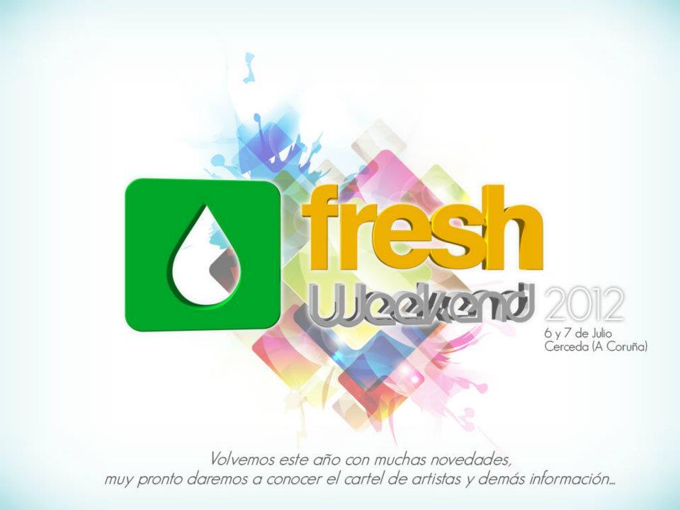 Fresh Weekend 2012