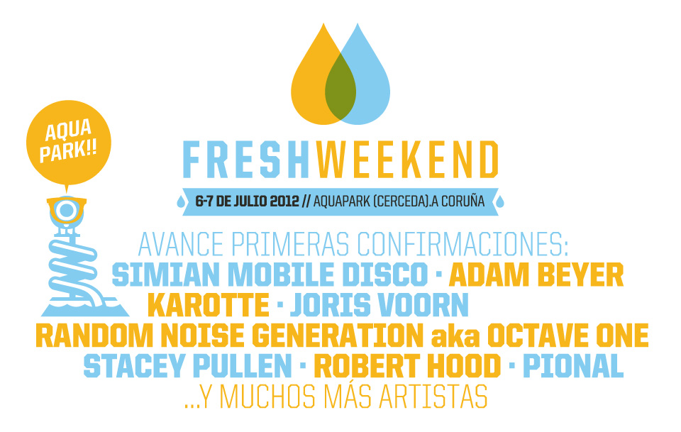 Fresh Weekend 2012