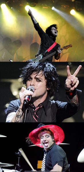 Green Day - Uno, Dos, Tre