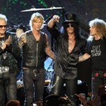 Matt Sorum, Duff McKagan, Slash, Steven Adler,
