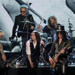 Duff McKagan, Matt Sorum, Steven Adler,  Slash, Myles Kennedy