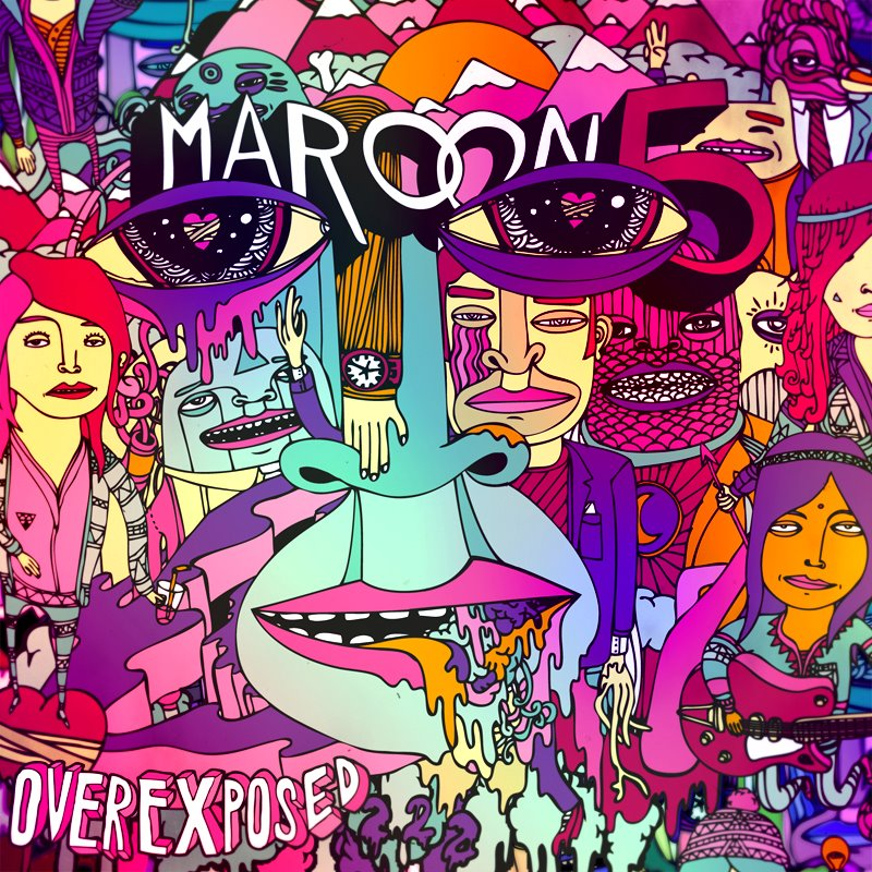 MAROON 5 en Argentina 2012