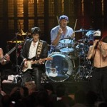 Mike Balazary, Ronnie Wood, Chad Smith, Anthony Kiedis