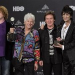 Ian McLagan, Kenney Jones, Ronnie Wood, Mick Hucknall