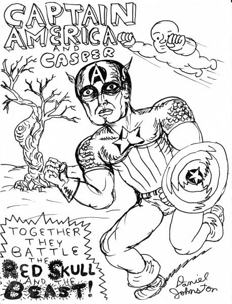 Comic Daniel Johnston