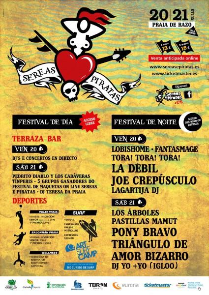 Festival Sereas e Piratas 2012