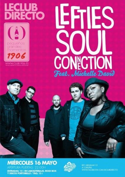 Lefties Soul Connection & Michelle David