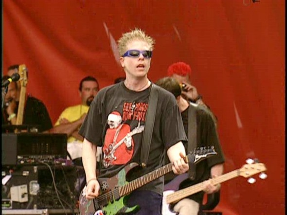 Offspring Woodstock 1999