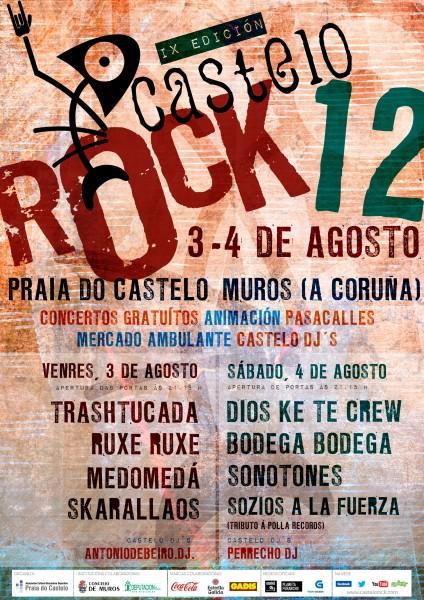 Castelo Rock 2012