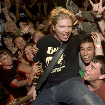Offspring Crowdsurf