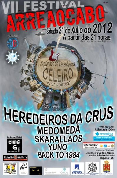 Festival Arreaocabo 2012