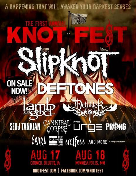 Knot Fest 2012