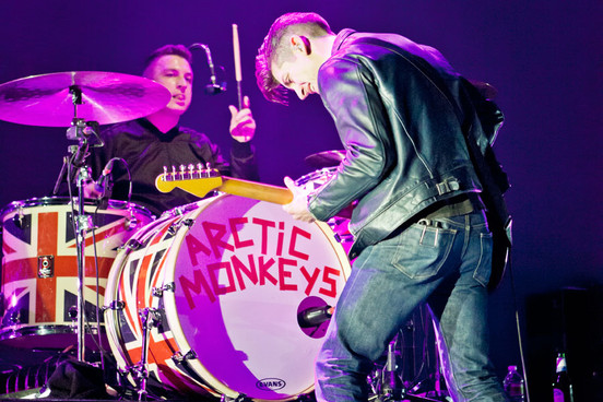 Arctic Monkeys - Londo 2012