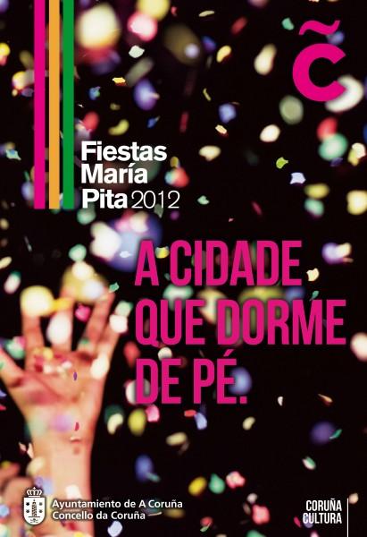 Fiestas de María Pita 2012