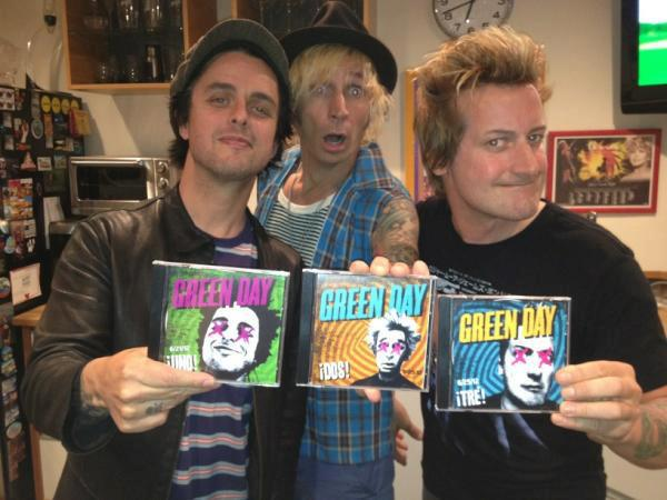 [Post] Green Day - Let Yourself Go (Descarga Audio + Video)