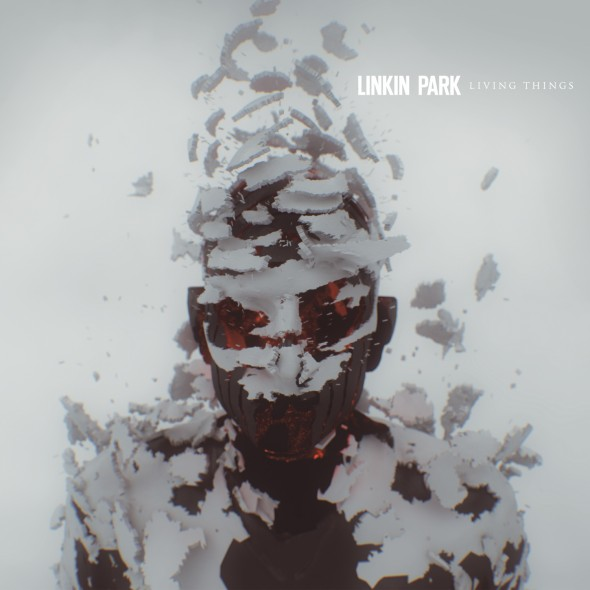 Portada Living Things 2012