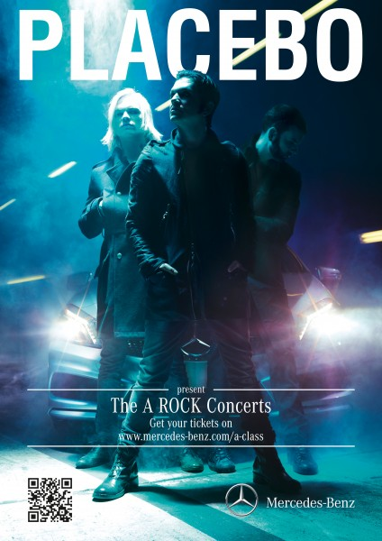 Placebo 2012 - Madrid