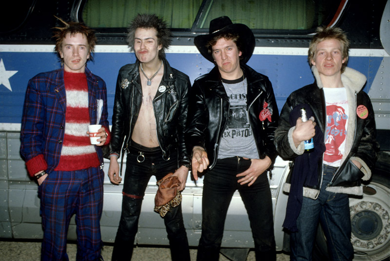 Sex Pistols Rare Radio Interviews 1977-78 **I do not own any of the copyrig