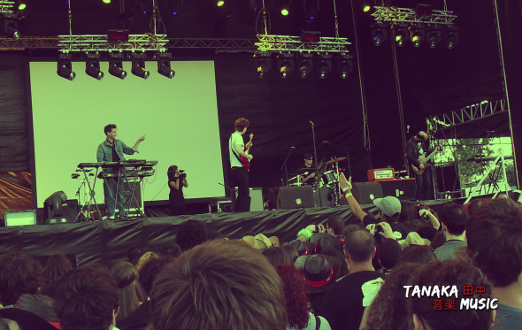 Te Rapture SRSB '12