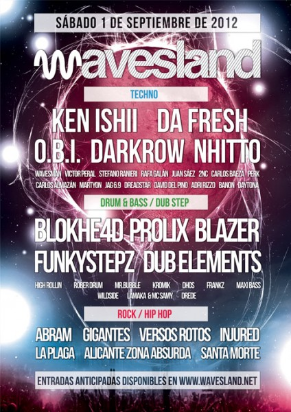 Wavesland Festival
