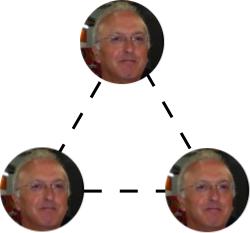Triángulo de Ramón Pizarro