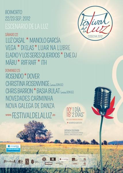 Cartel Festival de la Luz