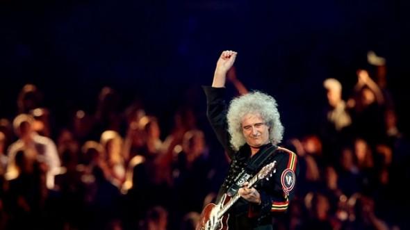 JJOO 2012 - Brian May